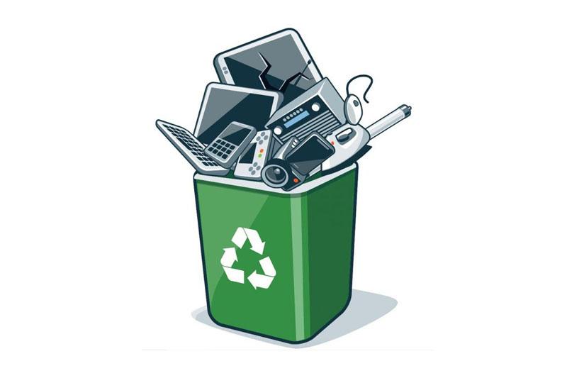 Zbiórka elektro śmieci na cele charytatywne