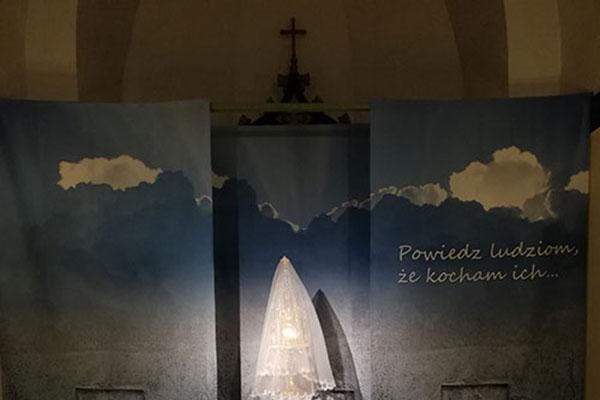 Wielka Sobota, WIELKANOC w naszej parafii