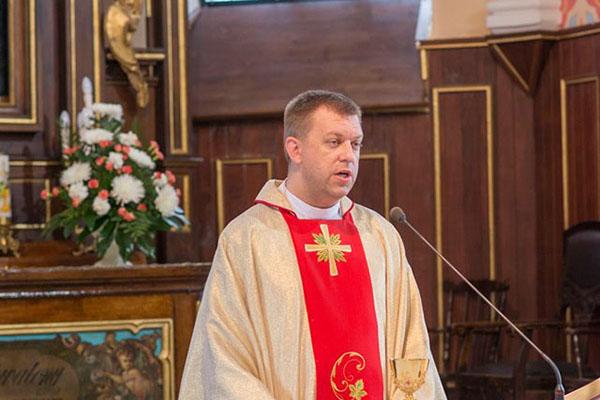 Nowy wikariusz parafii w Leoncinie