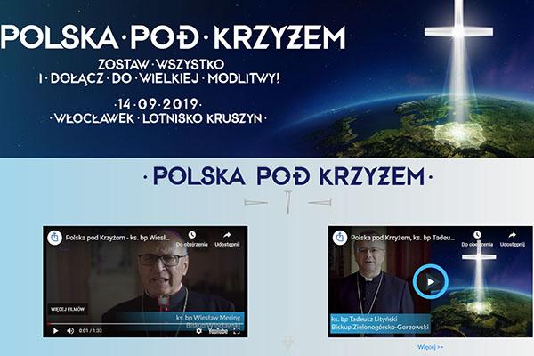 """Polska pod Krzyżem"""" – w parafii Leoncin"""